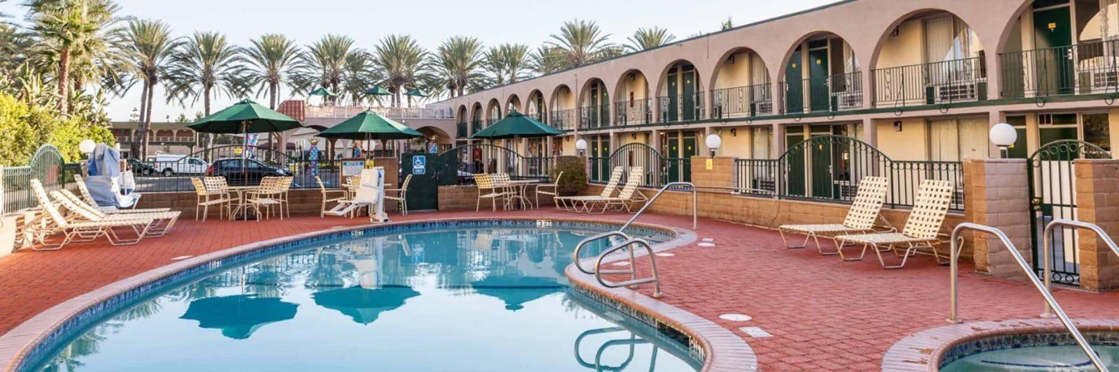 Kings Inn Anaheim Hotel Near Disneyland Best Value Anaheim